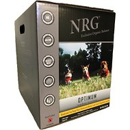 NRG Optimum Large Breed & Active Canine Free Range Chicken Dehydrated Raw Dog Food, 22-lb box