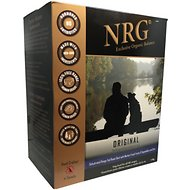 NRG Original Free Range Beef Dehydrated Raw Dog Food, 2.2-lb box