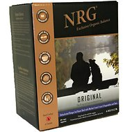 NRG Original Free Range Beef Dehydrated Raw Dog Food, 13.2-lb box