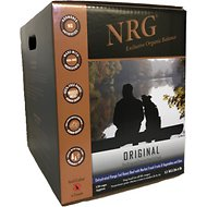 NRG Original Free Range Beef Dehydrated Raw Dog Food, 26.4-lb box