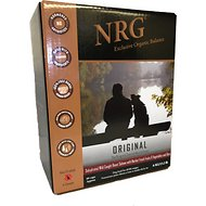 NRG Original Wild Caught Salmon Dehydrated Raw Dog Food, 13.2-lb box