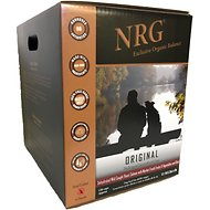 NRG Original Wild Caught Salmon Dehydrated Raw Dog Food, 26.4-lb box