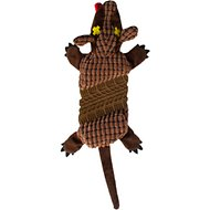 Outward Hound Roadkillz Armadillo Dog Toy