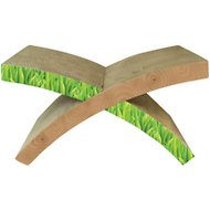 Petstages Easy Life Hammock Cat Scratcher Toy with Catnip