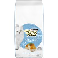 Fancy Feast Gourmet Naturals Wild Caught Oceanfish Dry Cat Food, 7-lb bag
