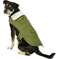 Pup Crew Cargo Pocket Dog Jacket, X-Large