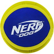 Nerf Dog Nylon & Foam Mega Tuff Fabric Ball Dog Toy