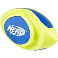 Nerf Dog Nylon & Foam Mega Tuff Fabric Football Dog Toy