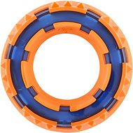 Nerf Dog TPR Spike Ring Disc Dog Toy