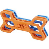 Nerf Dog EXO Treat Dispensing Bone Dog Toy