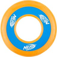 Nerf Dog Nylon Fused TPR Flyer Disc Dog Toy