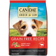 Under the Sun Grain-Free Lamb Recipe Adult Dry Dog Food, 23.5-lb bag