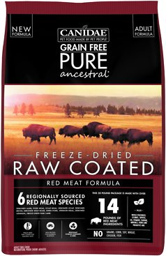Canidae Grain-Free Pure Ancestral Red Meat Formula