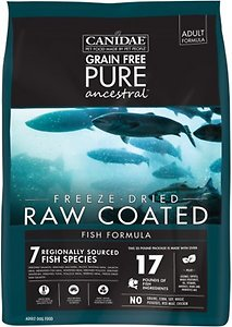 CANIDAE® PURE Ancestral Fish Freeze-Dried Raw