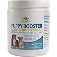 Pet's Choice Pharmaceuticals Puppy Booster Probiotic Powder Dog Supplement, 16-oz
