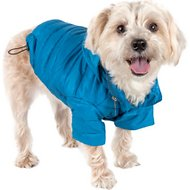 Pet Life Lightweight Sporty Avalanche Dog Coat, Large, Blue