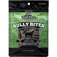 Redbarn Bully Bites Dog Treats, 10-oz bag