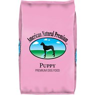 American Natural Premium Puppy Dry Dog Food, 30-lb bag