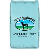 American Natural Premium Large Breed Puppy Dry Dog Food, 30-lb bag