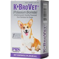 K-BroVet Oral Solution for Dogs, 250 mg, 2-oz