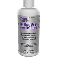 K-BroVet Oral Solution for Dogs, 250 mg, 10-oz