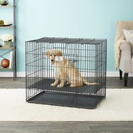 MidWest Puppy Playpen with Floor Grid, Small, 1/2-in Floor Grid