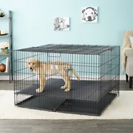 MidWest Puppy Playpen with Floor Grid, Large, 1/2-in Floor Grid