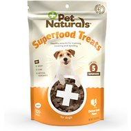Pet Naturals of Vermont Homestyle Chicken Recipe Superfood Dog Treats, 120 count