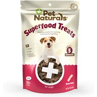 Pet Naturals of Vermont Crispy Bacon Recipe Superfood Dog Treats, 120 count