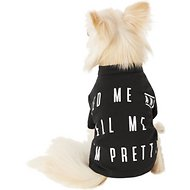 "Fab Dog ""Feed Me & Tell Me I'm Pretty"" Dog T-Shirt, 8-in"