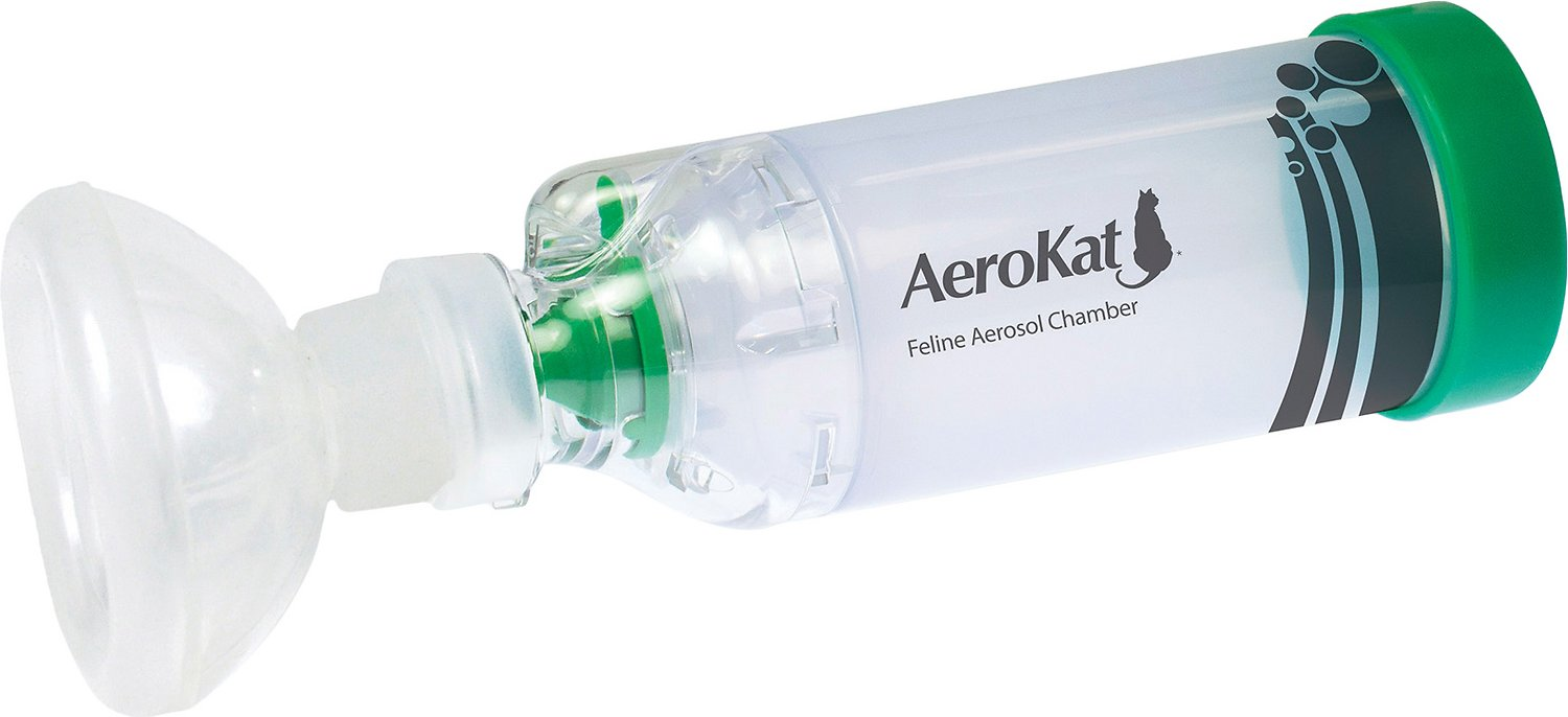 Trudell Medical International Aerokat Cat Asthma Aerosol