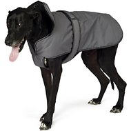 PetRageous Designs Juneau Dog Coat, XX-Large, Gray