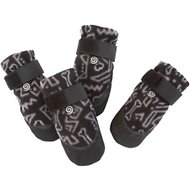 Ultra Paws Cozy Paws Traction Dog Boots, 4 count, Medium