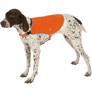 Ultra Paws Ultra-Reflective Safety Dog Vest, Large, Orange