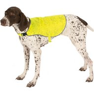 Ultra Paws Ultra-Reflective Safety Dog Vest, Large, Yellow