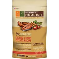 Simply Nourish Limited Ingredient Diet Salmon & Sweet Potato Recipe Dry Dog Food, 24-lb bag