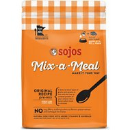Sojos Mix-a-Meal Original Recipe Pre-Mix Dry Dog Food, 40-lb bag