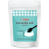 Sojos Calming Aid Mix-In Powder Dog Supplement, 8.4-oz bag