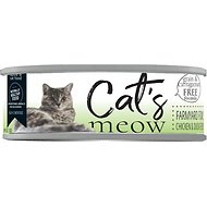 Dave's Pet Food Cats Meow Farmyard Blend Canned Cat Food, 5.5-oz, case of 24
