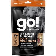 Go! Hip & Joint Support Pork Meal Mixer Freeze-Dried Grain-Free Dog Food Topper, 3.5-oz bag