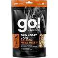 Go! Skin & Coat Care Salmon Meal Mixer Freeze-Dried Grain-Free Dog Food Topper, 3.5-oz bag
