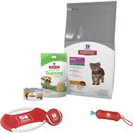 Hill's Science Diet Small & Toy Breed Puppy Kit