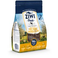 Ziwi Peak Air-Dried Chicken Dog Food, 2.2-lb bag