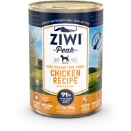 Ziwi Peak Chicken Recipe Canned Dog Food, 13.75-oz, case of 12