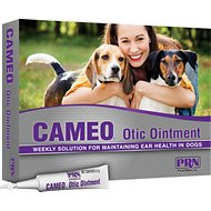 Cameo Otic Ointment for Dogs, 8 treatments