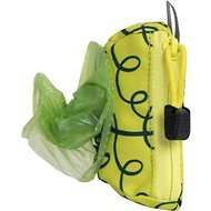 OllyDog Pick Up Dispenser, Limeade Loops