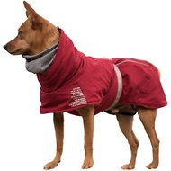 Hurtta Extreme Warmer Dog Jacket, 26-in, Red