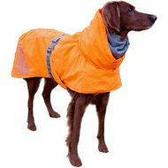 Hurtta Extreme Warmer Dog Jacket, 26-in, Orange