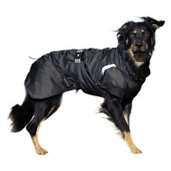 Hurrta Summit Dog Parka, 26-in, Black