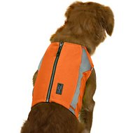Hurtta Polar Visibility Dog Safety Vest, Large, Orange